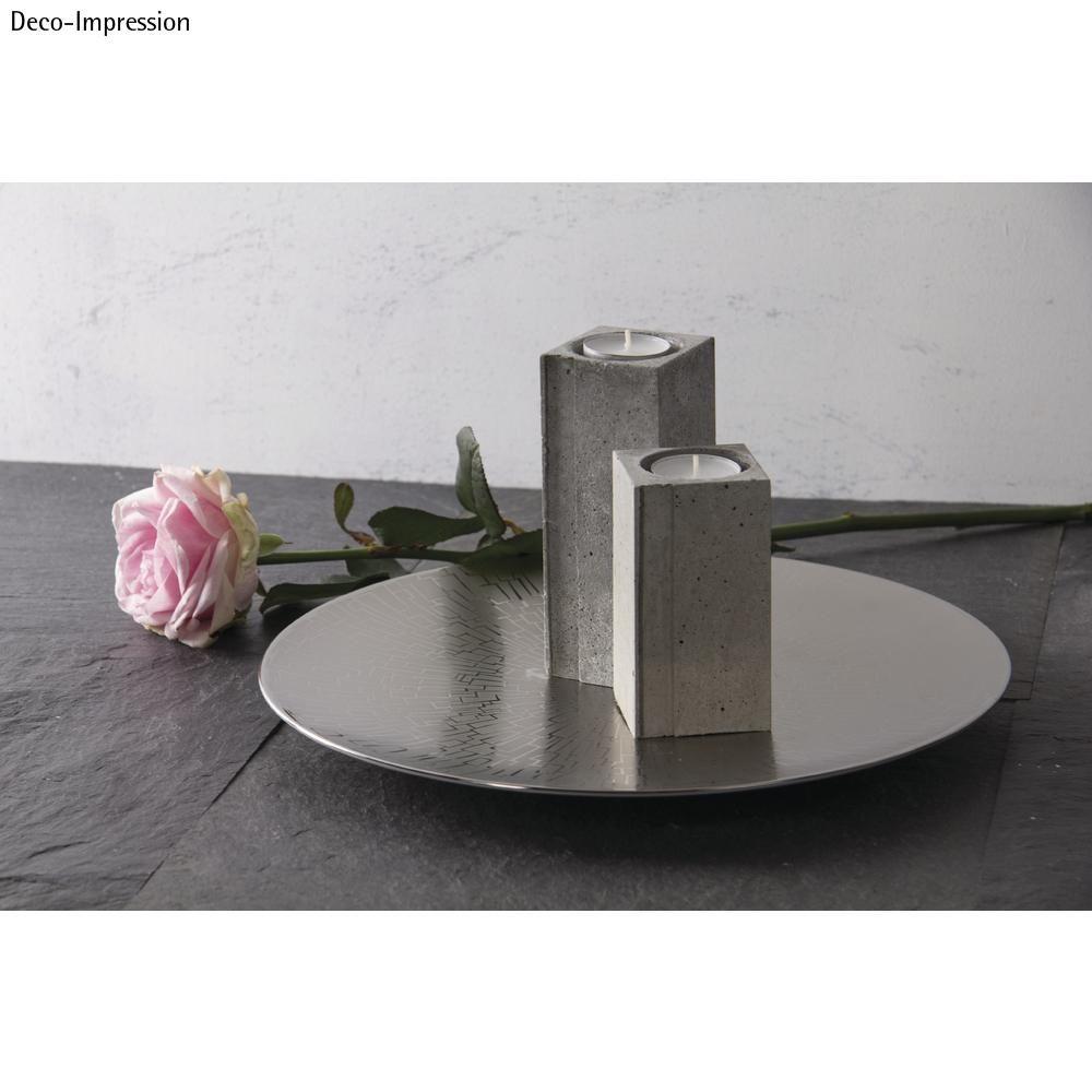 Groovy Forma do świec kwadratowa, 16 cm wys., 6 cm, 1 szt. [31-182-00] BB05